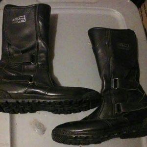 Motoline boots size 7